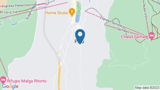 Hotel Gianna Map