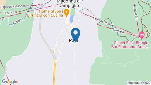 Casa Mandron Map