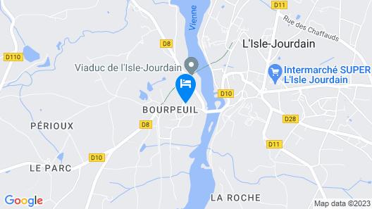 Maison Salvadore Map