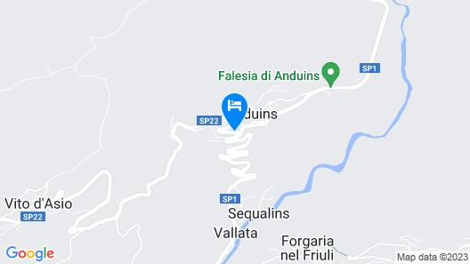 Albergo Alla Posta Map