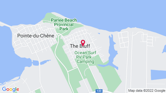 Diamond in the Bluff Map