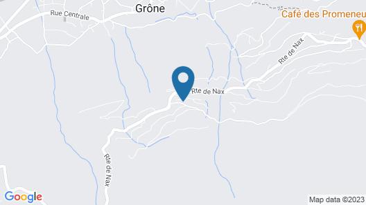 De Blockhut Map