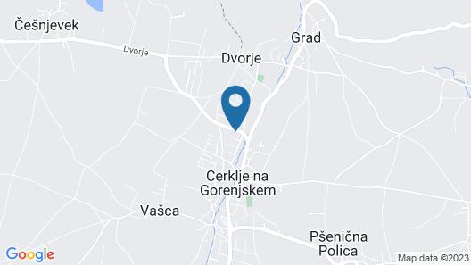 Hostel Mama's House Map