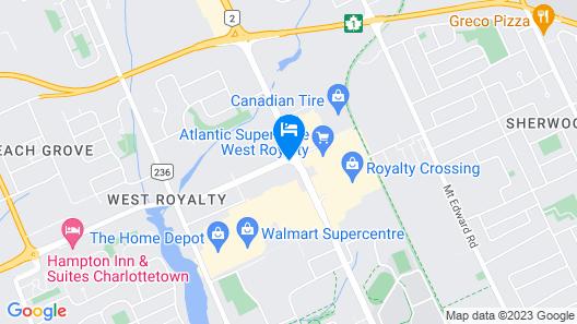 Rodd Royalty Map