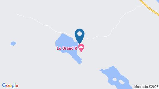Le Grand R Map