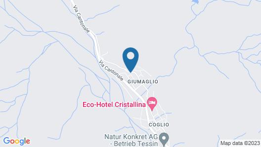Hotel Garni Maggia Map