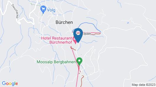 Silence Hotel Buerchnerhof Map