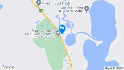 Centre de Villégiature et de Congrès Lanaudière Map