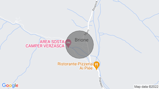 Vacation Home Maria in Brione - 2 Persons, 1 Bedrooms Map