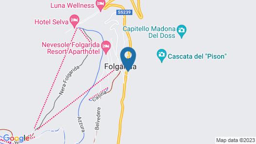 Hotel Union Map