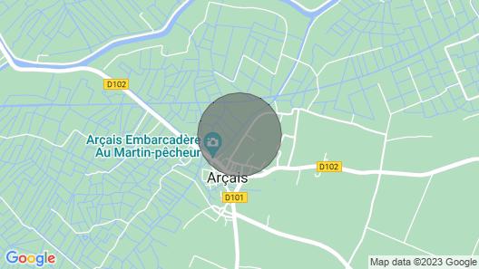 Villa Mélusine / Villa 5 Étoiles Map