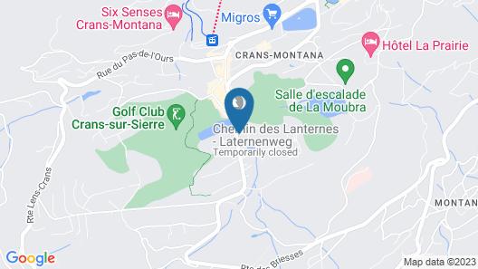 Spacious & Golf | Belfry Map