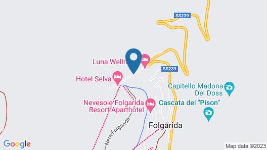Hotel Caminetto Map