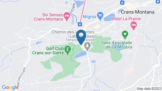 Large duplex on Golf Course   Fontainebleau Map