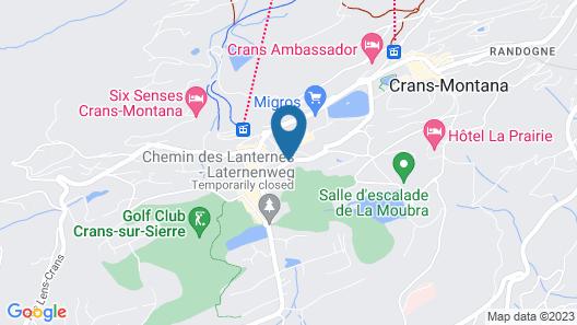 Guarda Golf Hotel & Residences Map