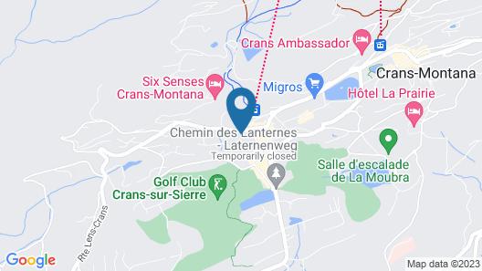 Skilifts & Central| Palma A Map