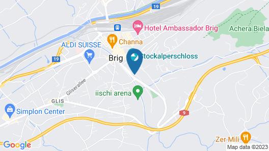 Schlosshotel - Self Check-In Hotel am Schlosspark Map