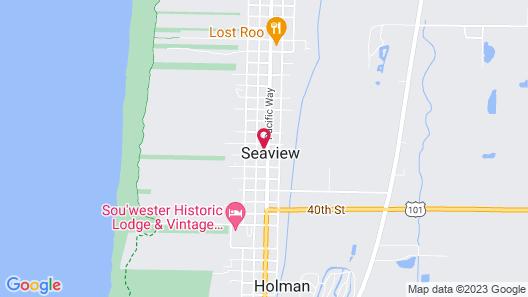 Shelburne Hotel Map