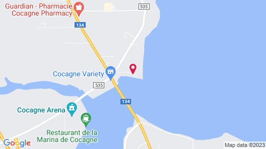 Beach House Comfort Map