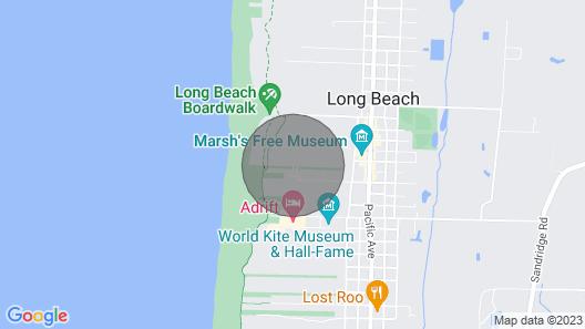 Welcome to Starfish 2021! Map