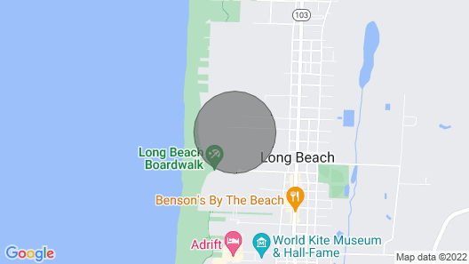 Bk 2/get 2 Free! Pets, Ocean View,2 min to Beach/town Map