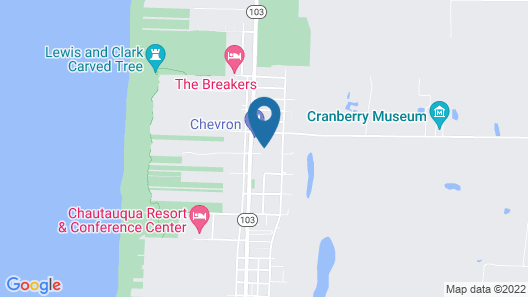 Mermaid Inn Map