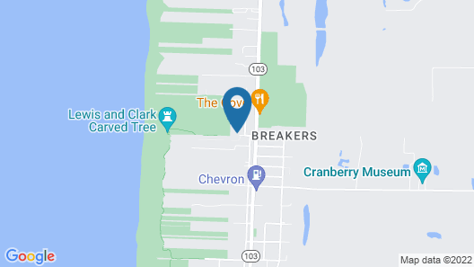The Breakers Map
