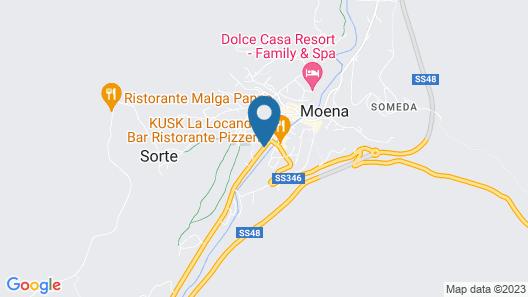 Laurino Map