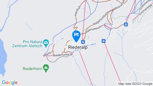 Berghaus Toni Map