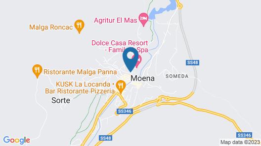 Stella Alpina Map