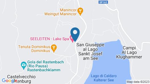 Hotel Seeleiten Map