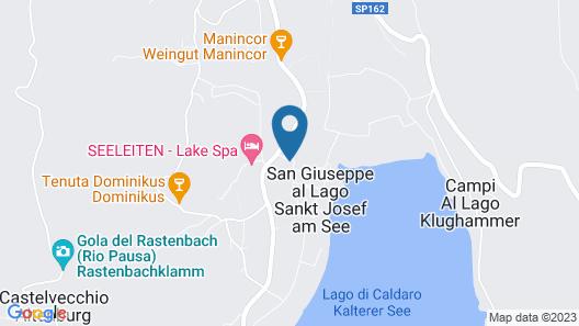 Hotel Thalhof am See Map