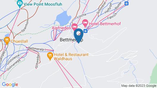 Rupicapra Map