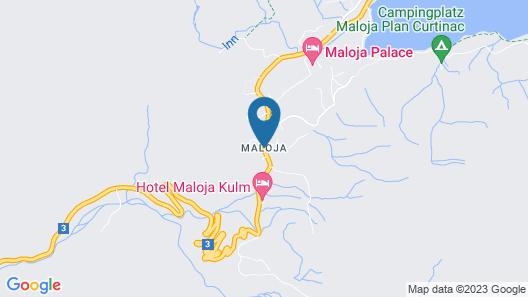 Hotel Longhin Map