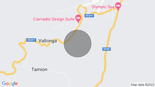 Apartment/ Flat - Vigo di Fassa Map