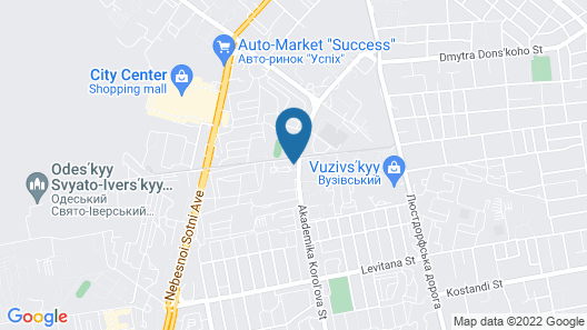 Alice Place Map