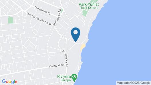 SeaLine Apart-Hotel Map