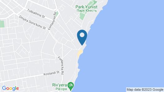 Maristella Marine Residence Map