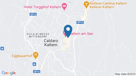 Hotel Goldener Stern Map