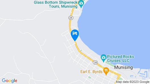 Roam Inn Map