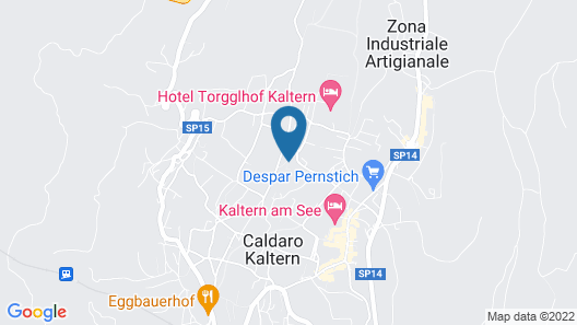 Felderer Boutiquehotel Map
