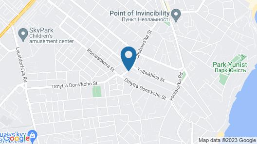 Guest House Rango - Hostel Map