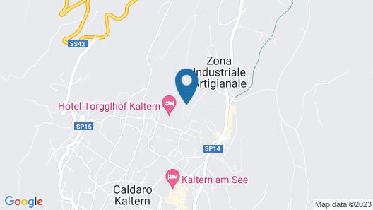 Josefshof Map