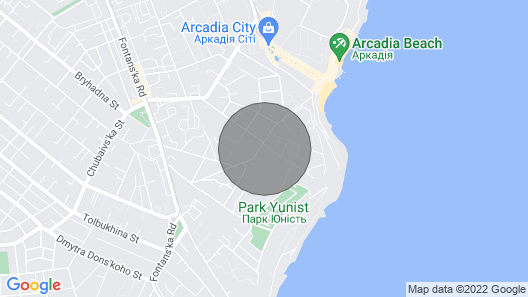 New Luxury 1 Bedroom Apartment in Arcadia, sea 5 Minutes Map