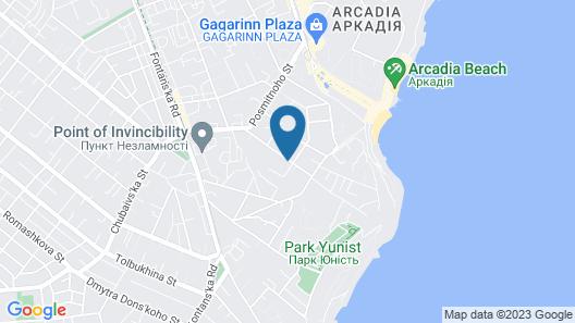 Arcadia Villa Map