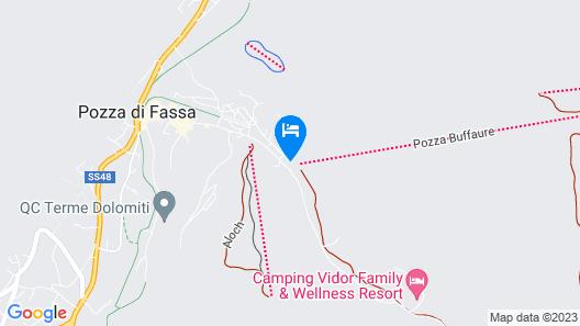 Majon De Sabin Map