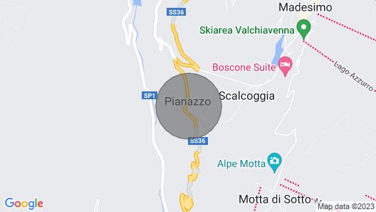 From Giulia and Pietro Antonio Map