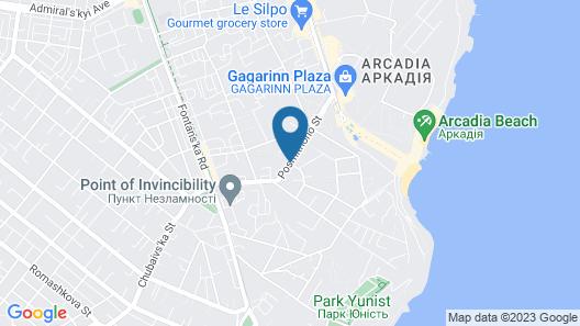Sun City Arcadia Apartments Map