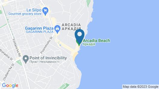 Bono Beach Hotel Map