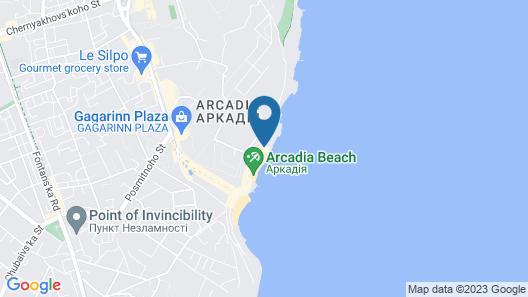 Boutique Hotel Portofino Map